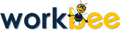 workbee logo bee@1x